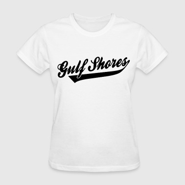 Gulf Shores Alabama - Women's T-Shirt