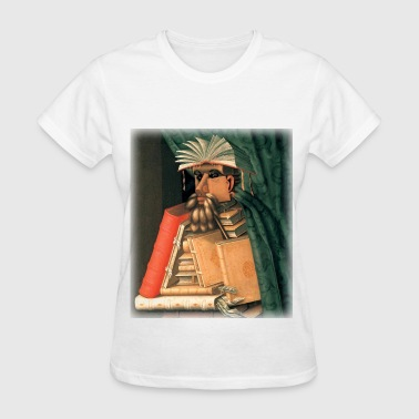 giuseppe_arcimboldo__the_librarian - Women's T-Shirt