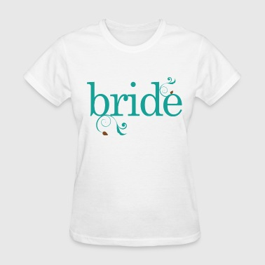 Bride Wedding Party Gift - Women's T-Shirt