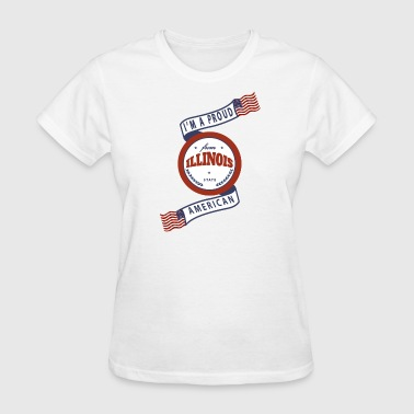 Illinois - Women's T-Shirt