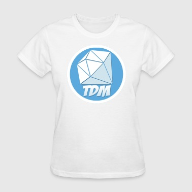 The Diamond DanTDM Logo - Women's T-Shirt