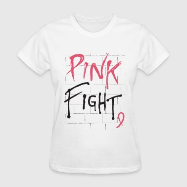 Breast Cancer Awareness Pink Fight Breast Cancer R - Women's T-Shirt