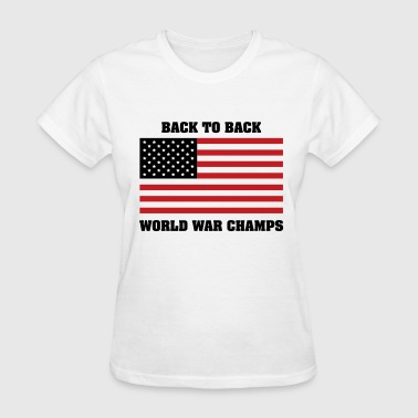 USA USA USA - Women's T-Shirt