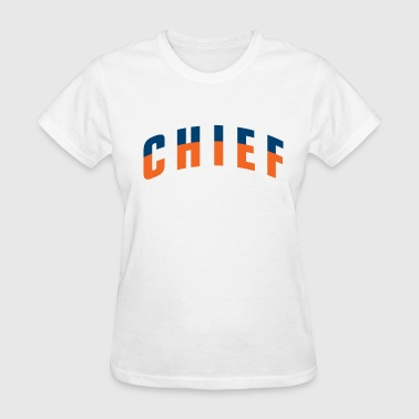 Illini Chief (for light apparel) - Women's T-Shirt