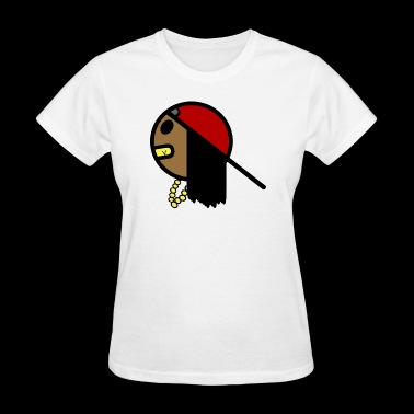 Carefree Trapboys Dreads - Women's T-Shirt