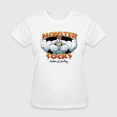 Monster Cocks HF Kids' Shirts - Women's T-Shirt