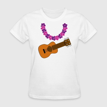 Luau - Women's T-Shirt