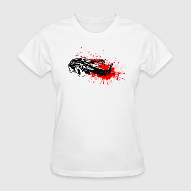 Hit And Run - Women's T-Shirt