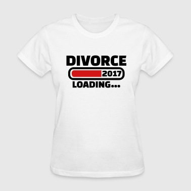 Divorce 2017 - Women's T-Shirt