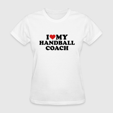 Handball coach - Women's T-Shirt