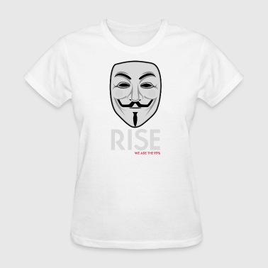 RISE, Gentlemen ! - Women's T-Shirt
