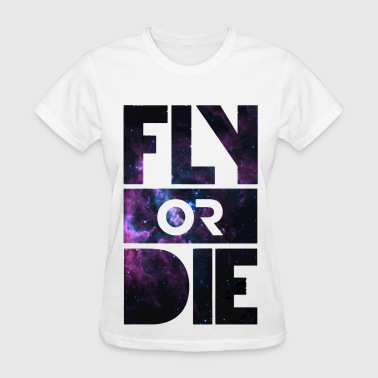 Fly or Die (Jets/TGOD) - Women's T-Shirt