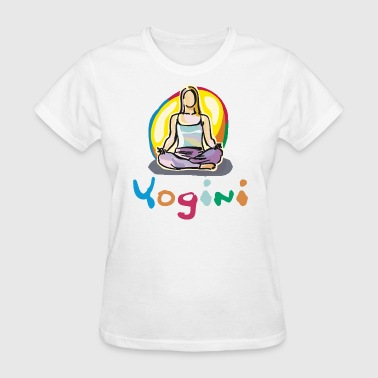 Yogini - Women's T-Shirt