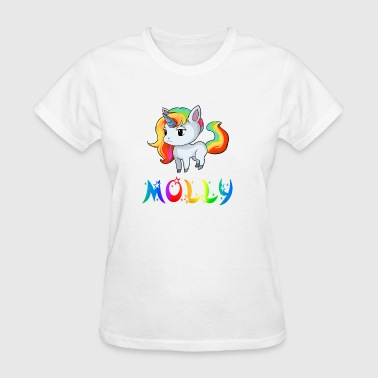 Molly Unicorn - Women's T-Shirt