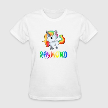 Raymond Unicorn - Women's T-Shirt