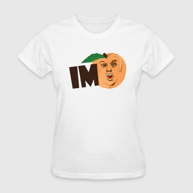 Impeach Trump Funny Anti-Trump - Women's T-Shirt