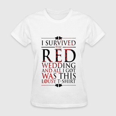 iii survived - Women's T-Shirt