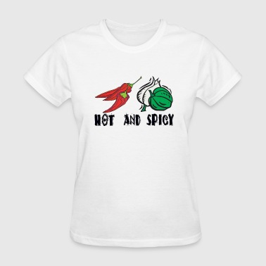 Mexican Hot & Spicy - Women's T-Shirt