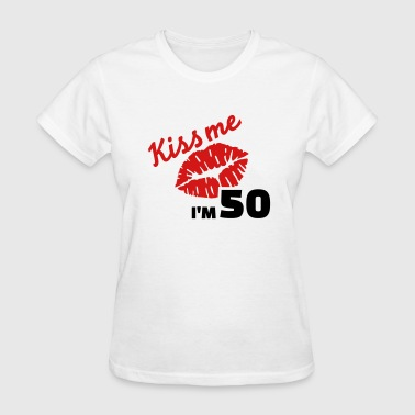 50 birthday - Women's T-Shirt