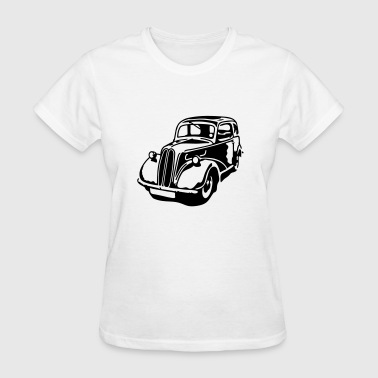 Ford Popular Motor Car - Women's T-Shirt