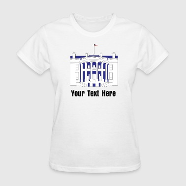 White House - Women's T-Shirt
