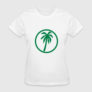 Palms - Women's T-Shirt