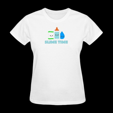 Slime Time - Women's T-Shirt