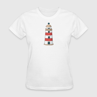 lighthouse - Women's T-Shirt