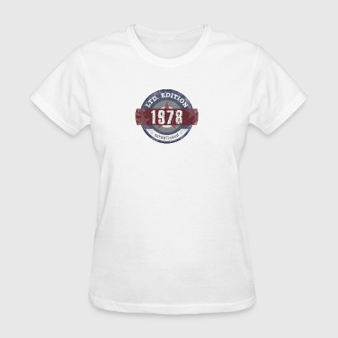 Limited Edition 1978 - Women's T-Shirt