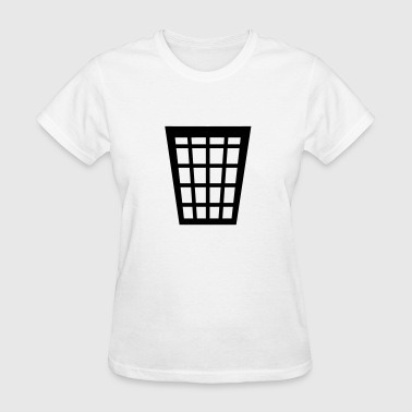 Trash, Garbage - Women's T-Shirt