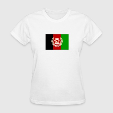 Kingdom of Afghanistan - Women's T-Shirt
