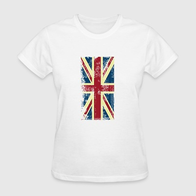 british flag union - Women's T-Shirt