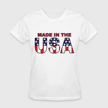 Made in the USA - Women's T-Shirt