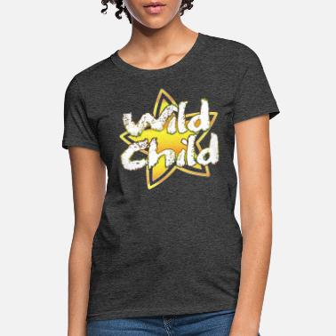 Wild Child J - Women's T-Shirt