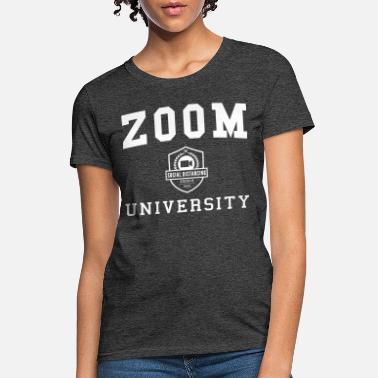 zoom university - Women's T-Shirt