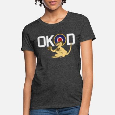 Airforce Coded OK-D of Royal Australian Air Force - RAAF - Women's T-Shirt