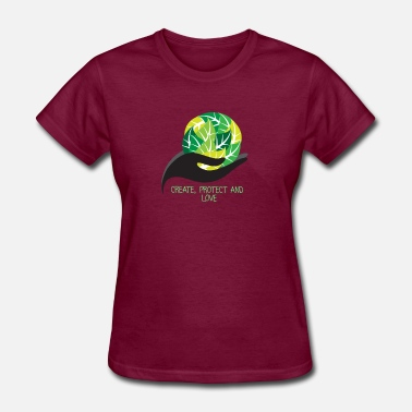 Osrs Create, Protect and Love - Women's T-Shirt
