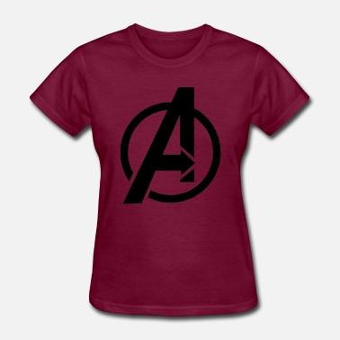 Shop Avenger Symbols T-Shirts online | Spreadshirt