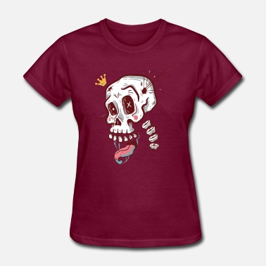 FUNNY SKULL GIFTS IDEAS - Women's T-Shirt