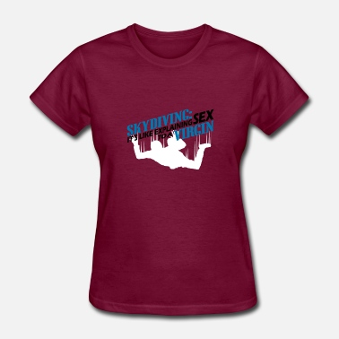 Skydiver Skydiving - Women's T-Shirt