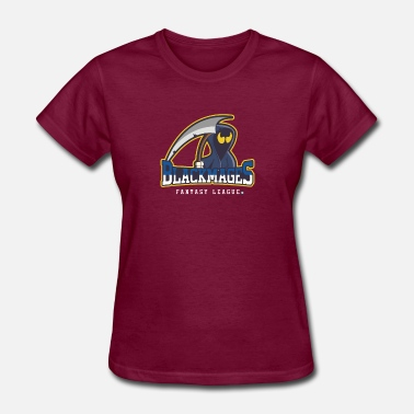 Fusionfall FFL blackmages - Women's T-Shirt