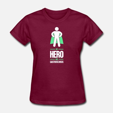 Gastroschisis Hero - Gastroschisis Awareness Gift - Women's T-Shirt