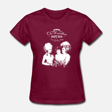 Schuyler-sisters Schuyler Sisters Eliza Hamilton Angelica Peggy - Women's T-Shirt