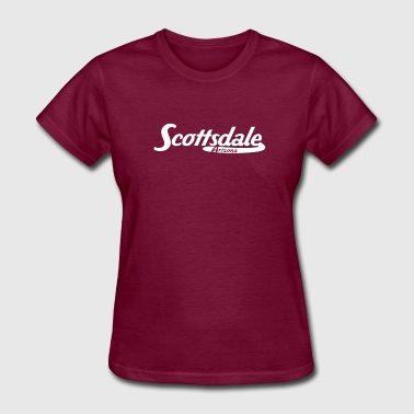 Vintage Arizona Scottsdale Arizona Vintage Logo - Women's T-Shirt