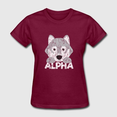 Animals - Alpha - Women's T-Shirt
