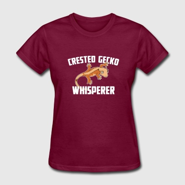 Crested Gecko Crested Gecko Whisperer - Women's T-Shirt