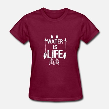 Water Festival Water is life nopadl - Women's T-Shirt