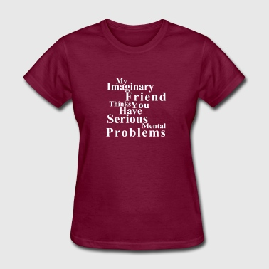 Imaginary Friend - Women's T-Shirt