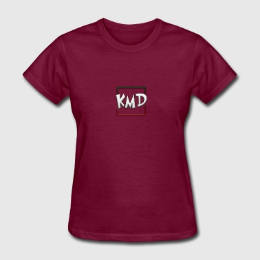 KMD Logo - Women's T-Shirt