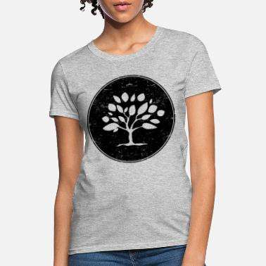 Circle tree - Women's T-Shirt